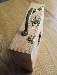 My little Pochade Box - WetCanvas