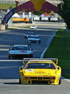 ProCAR BMW M1's
