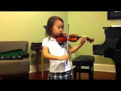 violin 19 [Suzuki Violin School Volume 2, Musette BWV808 by Bach]—See more of this young violinist #from_telex22