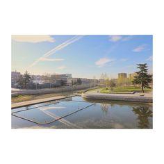 Madrid al manzanares (XII) #Madrid #spain #madridrio #citylife #cityview #building #edificios #igs #igers #igdaily #igworld #igersspain #igersmadrid #fullframe #canon6D #ef24mm
