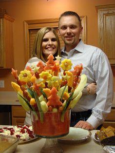 Tasty Tuesday: Edible Fruit Arrangement - Women Living Well