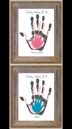 Baby Room Paintings, Diy Privacy Fence, Handprint Art, Backyard Makeover, Blank Canvas, Diy Painting, Diy Gifts, Diy Home Decor, Crafts For Kids