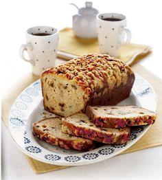 Pecan loaf         Cinnamon-Chip and Pecan Loaf Cake Recipe  | Epicurious.com