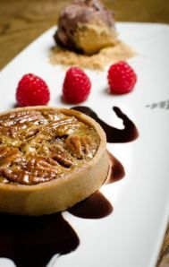 Pecan Pie Recipe at brasserie sixty6 restaurant dublin.