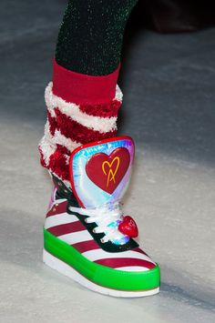 Manish Arora at Paris Fall 2014 (Details)