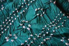 Bandhani textile -  <3 the color