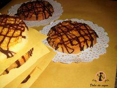 Snack dolce con dulce de leche, cocco e cioccolato!
