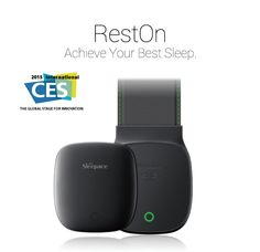 RestOn: Sleep sensor, scorer and tip generator. Also connects to social media to send your sleep details to whoever you want to.