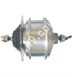 Free Shipping OR01B6 24V 190 RPM BRUSHLESS 128 Rear Expansible -Brake 7-speed Hall/ no hall Mini Motor