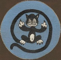 WWII US Navy Composite Squadron 13 patch