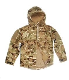 HELIKON TACTICAL PAINTBALL HUNTING HEAVY FLEECE JACKET MTP CAMO