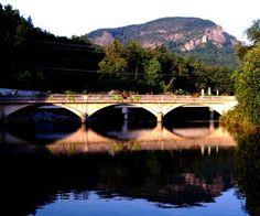 Lake Lure Flowering Bridge, NC
