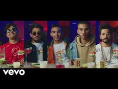 DESCONOCIDOS - MAU y RICKY, MANUEL TURIZO, Camilo [Video Official] Mood Songs, Youtube, Crushes, Celebrities, English, Song Lyrics, Musicals, Artists, Celebs
