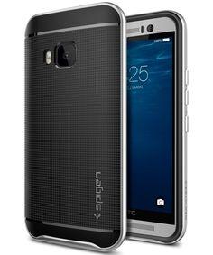 Spigen Neo Hybrid Case HTC One M9 Satin Silver