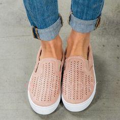 b91f99c8eeb Fechados Sem salto Oca-out Sapatos - Floryday Sapatos Para Mulheres