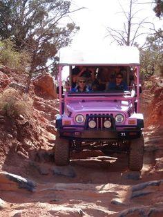 Pink Jeep Tours - Sedona, AZ - Kid friendly activity reviews - Trekaroo