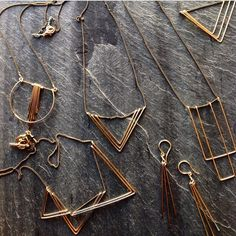 Loop Jewelry - available at Domestica. Photo by @loopjewelry