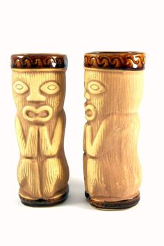 Tiki mugs. Accept no other drinkware.