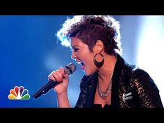 """Tessanne Chin: """"My Kind of Love"""" - The Voice Highlight - YouTube"""