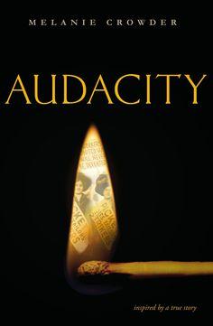 Melanie Crowder - Audacity
