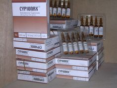#Cypionax 200mg Body Research is an #anabolic and #androgenic, #injectablesteroid manufactured by Body Research Co. LTD. Thailand. This #steroid has an active life of 15 to 16 days. Athletes are a big fond of this steroid. This steroid is mildly toxic to the liver.
