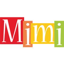 images for the name Mimi | mimi logo colors style these mimi logos you can use for all occasions ...