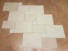 French Pattern, Tile Floor, Roman, Flooring, Texture, Crafts, Ideas, Surface Finish, Manualidades