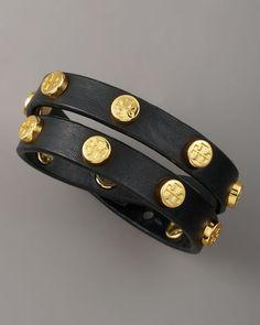 Tory Burch wrap bracelet!