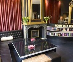 Heart of Amsterdam Hostel - Designed n a Hollywood style!