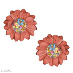 Earrings & Studs Colorful Crystal Earring  *Material* Copper  *Size* Free Size  *Description* It Has 1 Pair Of Earring  *Work* Stone Work  *Sizes Available* Free Size *   Catalog Rating: ★4.1 (896)  Catalog Name: Colorful Crystal Earrings Vol 10 CatalogID_132219 C77-SC1091 Code: 821-1078787-