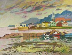 Galerie Lamoureux Ritzenhoff - Canadian Masters - Henri Masson