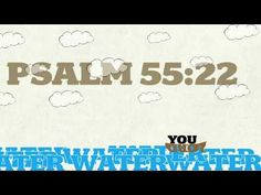 """Super good little songs to help with memory verses. Psalm 55:22 - Seeds Family Worship - """"Cast Your Cares"""" - YouTube"""