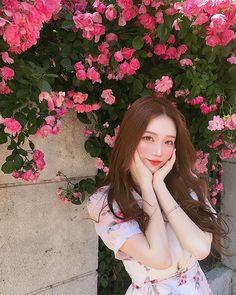-ˏˋ 💋 ˊˎ- ➷ulzzang ღ girls➶ Korean Girl Photo, Cute Korean Girl, Asian Girl, Korean Selca, Korean Boys Ulzzang, Uzzlang Girl, Pink Girl, Korean Photography, Ulzzang Makeup