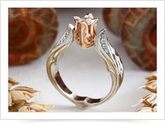 Women Rose Flower Ring Cross Flower Rose Gold Crystal Wedding Jewelry Gifts - Rose Ring - Ideas of Rose Ring - 5 The post Women Rose Flower Ring Cross Flower Rose Gold Crystal Wedding Jewelry Gifts appeared first on Awesome Jewelry. Rose Wedding Rings, Crystal Wedding, Wedding Bands, Gold Wedding, Jewelry Gifts, Fine Jewelry, Rose Gold Color, Silver Flowers, Wedding Jewelry