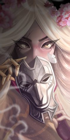 Lady Jhin by  Emily Cheng