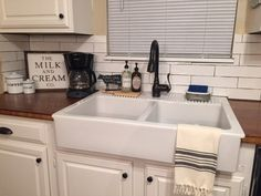 ikea farmhouse sink review home improvement pinterest sinks rh pinterest com ikea kitchen sink cabinet installation - Ikea Kitchen Sink