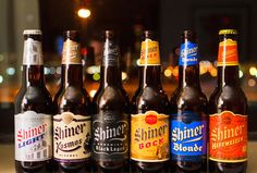 Shiner's Brewery tour - 90 miles away in Shiner