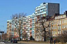 Falowiec w Nowym Porcie / a building in New Port | #gdansk #nowyport #falowiec