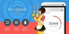 The Cleaner  Speed up & Clean Premium1.8.2