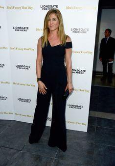 Jennifer Aniston Photos - Stars Attend the Premiere of Lionsgate's 'She's Funny That Way' - Zimbio