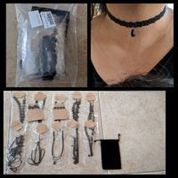 Perfect gift for the holidays!!! Chokers are in style and this 12 pack comes with a velvet storage bag and is perfect for young and older women who know the trend. Great quality chokers for a great price. #elite1sreviews #choker #necklace #fashion #sexy #ad #discounted