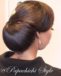 Wedding Hairstyles For Natural Hair