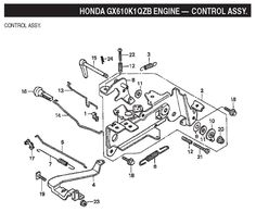 honda goldwing engine - wiring diagram and fuse box