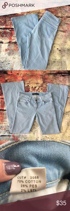 J Brand light wash flare J Brand light wash flare 28 x 33 J Brand Jeans Flare & Wide Leg