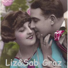 at von LizSabTreasures Etsy, Vintage, Couple Photos, Couples, Handmade, Pictures, Graz, Craft Gifts, Couple Shots