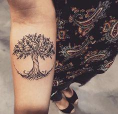 Tree Tattoo..