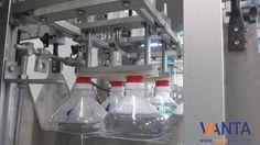 bottle press device Container Size, Pet Bottle, Power Strip, Plastic Case, Glass Bottles, Glass Jars