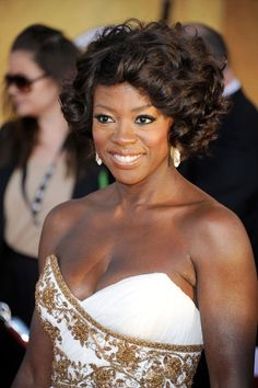 Viola Davis: Best speech of the night, and one of our fave beauty looks too!