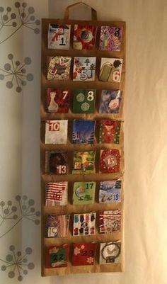 Calendari dell'avvento | Calendario by Craftastica | Foto