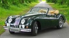 1956 Jaguar XK 140 Drop Head Coupé